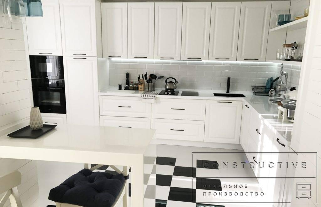 угловые кухни на заказ в симферополе